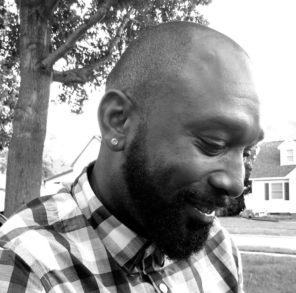 Darius Steward, the 2020 Nonfiction Writing Fellowship