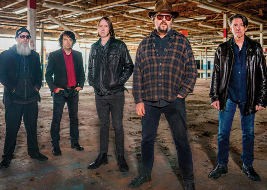Drive-By Truckers Promotional Image